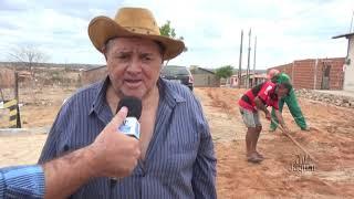 Vereador João Damaceno faz relato acerca do avanço do abastecimento de água no município de Alto San