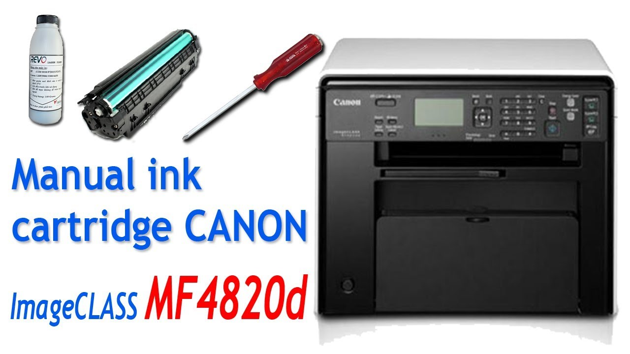 CANON MF4820D LAST WINDOWS 8 DRIVERS DOWNLOAD (2019)