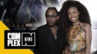 Artist Claims Kendrick Lamar and SZA's 'All the Stars' Video Stole Her Work