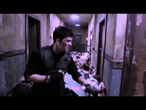 Indonesian Martial Art -- Raid Redemption 01