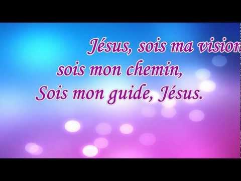 Jésus soit le centre