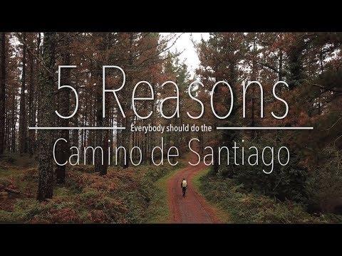 Top 5 Reasons to do the Camino de Santiago