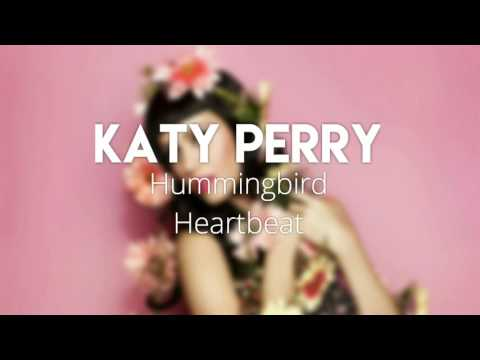 Katy Perry - Hummingbird Heartbeat (Instrumental + Lyrics on Screen / Karaoke)
