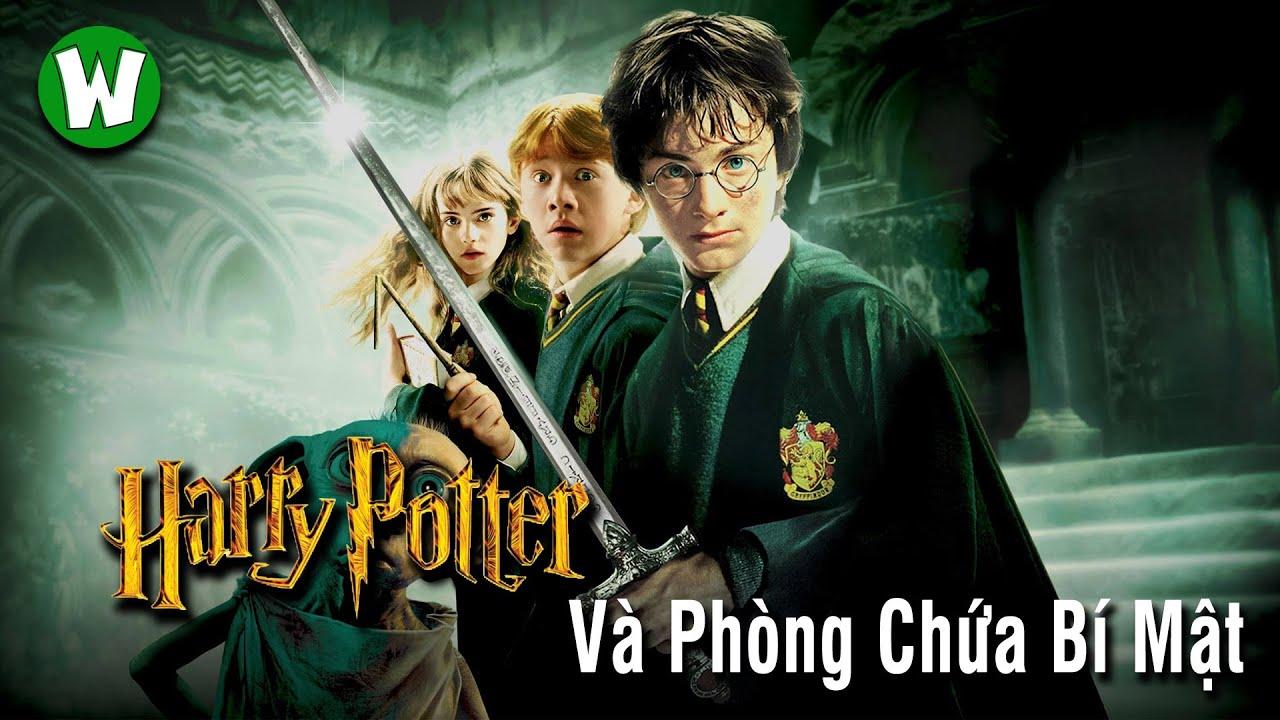 Harry Potter và Hành Trình Phá Hủy Trường Sinh Linh Giá (Part 2)