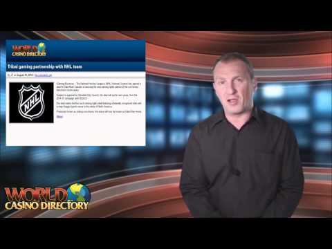 World Casino News: Gibraltar, Switzerland And The NHL Gaming News