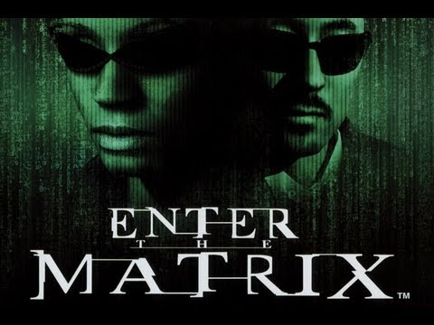CGRundertow ENTER THE MATRIX for Xbox Video Game Review