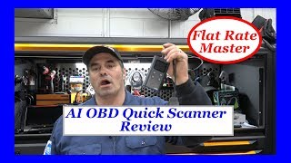 AI OBD Quick Scanner Review
