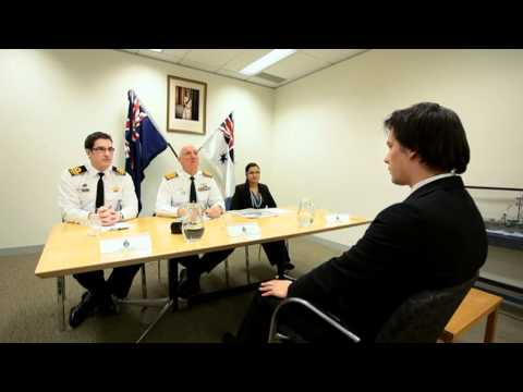 Episode 5: Recruitment -- Officer Selection Board