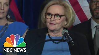 Senator Claire McCaskill Concedes, Josh Hawley Celebrates In Missouri Senate Race | NBC News
