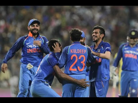 In Graphics: Virat Kohli praises bowlers after India defend 252 in 2nd ODI to take 2-0 lea