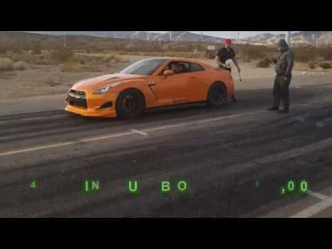 MEXICAN JUICE NITROUS CAMARO VS 714 GTR $8,000