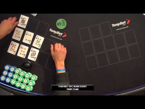 Open Face Chinese Poker Hand Analysis with Alex Goulder vol. 1