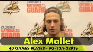 Stockton Thunder Exit Interviews Part 3