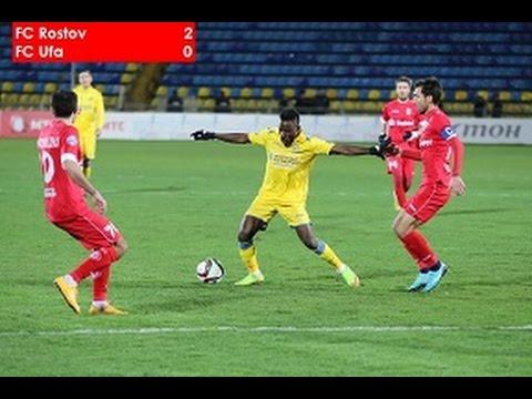 [Russian PL/J22/FC Rostov 2-0 FC Ufa](09.04.2015) Le Résumé