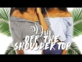 DIY OFF THE SHOULDER TOP (NO SEW) SUPER EASY!