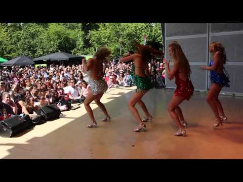 URBAN LATIN TV & AMSTERDAM LATIN MODELS Summer Breeze Latin Festival Latin Angels