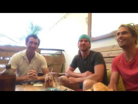 Conversations with the Offical Dream Team Members Chris Jackson, Drew Neiht and Brock Bowen
