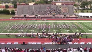 2015 AAMU Band - Homecoming Halftime Show