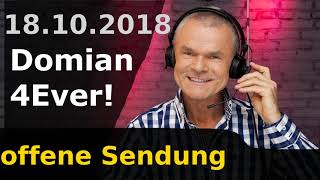 Domian4Ever 2018-10-18 📻