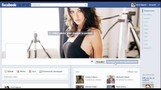 TUTORIEL: Comment changer la couverture sur Facebook avec Timeline
