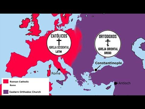 grande-cisma-de-1054---separação-da-igreja-em-católica-e-ortodoxa
