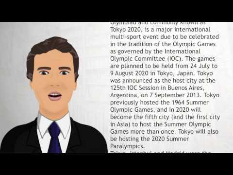 2020   Tokyo, Japan - Wiki Videos