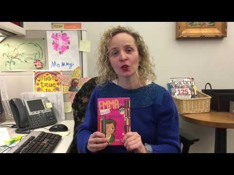 Scholastic Staffers on Favorite Books With an Inspiring Female Character: Jennifer Katz