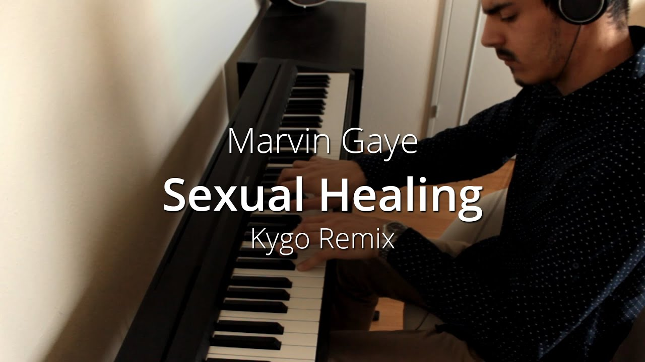 Sexual healing cover piano
