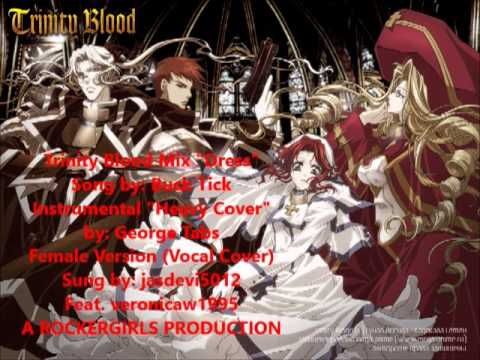 Trinity Blood Dress Vocal Cover Female Version