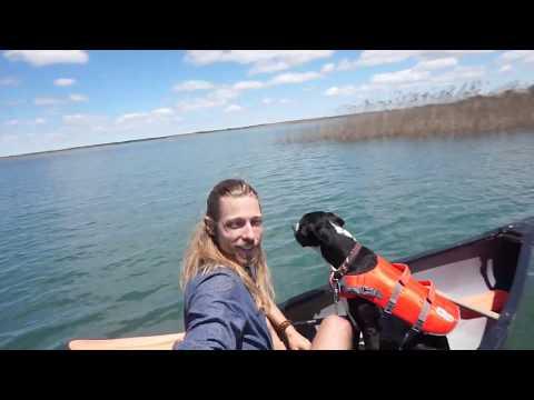 DIY Canoe/kayak Stabilizer