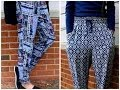 How to Style: Harem Pants