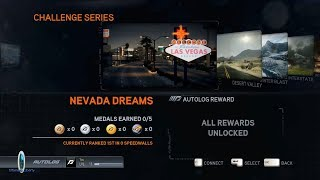 Need For Speed: The Run(2011): Challenge Series: Nevada Dreams