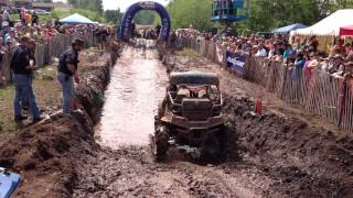 Polaris RZR takes first place at Hurley, Wisconsin Mud Run - Part 2