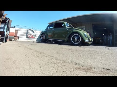 Dyno Testing Vw Oval Bug At Compeion Engineering Phoenix Arizona You