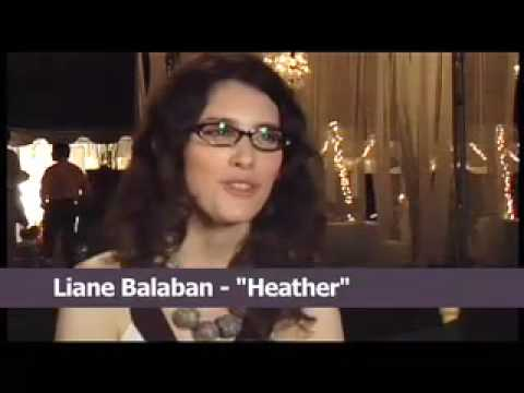 Liane Balaban on her role in Not Since You 2009