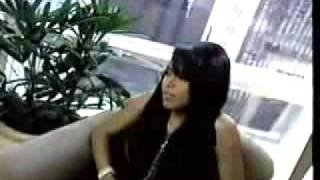 Aaliyah - Rare Interview Clips