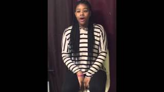 Bryson Tiller:Right My Wrongs(Cover:Tykeria Berry)