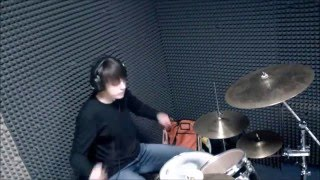 1 Kla Выходной Mini Drum Cover Leonstrug