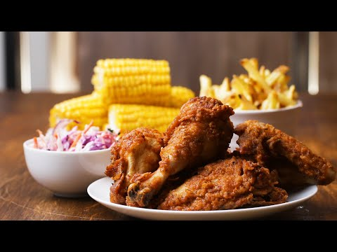 Download Youtube: Secret 11 Herbs and Spices Fried Chicken