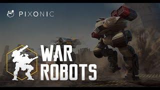 War Robots ►Случайный режим ►Тест НОВОГО РЕЖИМА   by Boroda Game