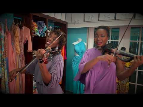 HOOKIN MEH (Farmer Nappy) /SO LONG (Nadia Batson) -  Violin Cover | XAVIER STRINGS