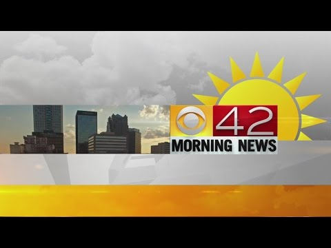 CBS42 Morning News 6AM
