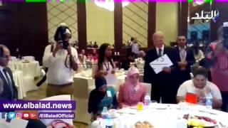 'أورانج' تكرم ذوي احتياجات خاصة ضمن مبادرة تدريب 100 ألف مصري..فيديو