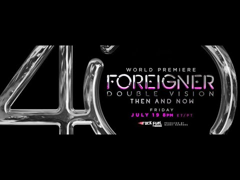 Big 95 Morning Show - Foreigner releases concert film trailer