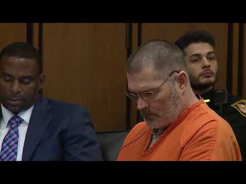 Man gets death for murders of a mother and 2 daughters