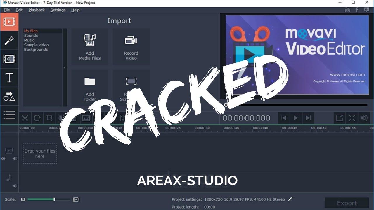 crack movavi video editor