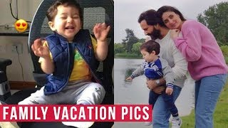 Kareena Kapoor, Saif Ali Khan And Taimur's Vacation in London ALL PHOTOS