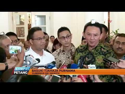 Pembahasan APBD Jakarta Jadi Fokus Ahok & Anies
