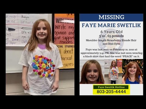 Missing 6-year Old Girl, Man Found Dead In SC