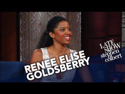 Renée Elise Goldsberry Gets Cornered By Kids Who Memorized 'Hamilton'
